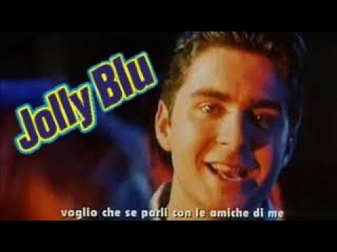 MAX PEZZALI 883 - INNAMORARE TANTO da Jolly Blu (1998)