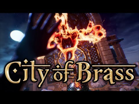 City of Brass  Announce  - Cinematic Trailer thumbnail
