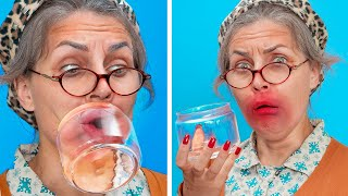 Trendy Grandparents Vs Me / Funny Situations With Relatives