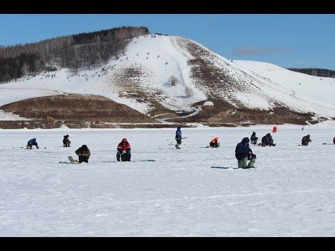 Соревнования по зимней рыбалке с. Старошахово 2017 год