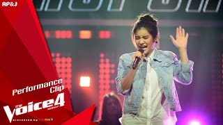 The Voice Thailand - ข้าวโพด ณัฎฐา - ปั้นปึง - 22 Nov 2015