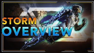 Anthem | Storm Javelin Overview - All Abilities and Ultimate Guide