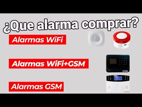 🔻🔻 ¿Que alarma para casa comprar comprar? Diferencias entre modelos WiFi, GSM, Comparativa alarmas