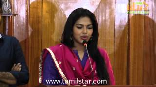 Director Vijay and Actress Amala Paul Press Meet