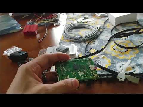 Raspberry Pi Carberry OBD Gauges YouTube Raspi