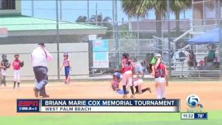 B's Benefit Bash: 2017 Briana Marie Cox Memorial Fastpitch Tournament