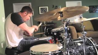How She Rolls - Chase Rice - Official Drum Cover by Josh Ward