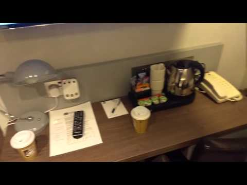 Hotel Room Review – The Delmere Hotel, Best Western plus. London.