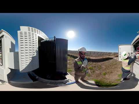 ¿Cómo transformamos la energía solar en energía eléctrica?