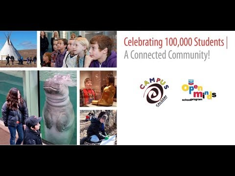 celebrating 100,000 students