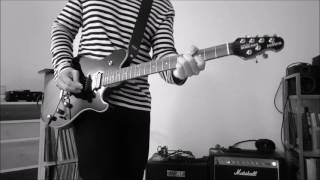 Johnny Marr - Playland (Guitar Cover)
