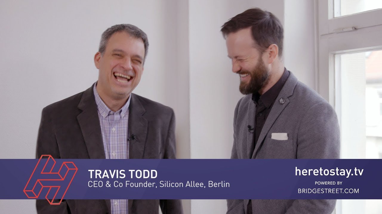 SAS RECHARGE 2019 interviews: Travis Todd, Silicon Allee
