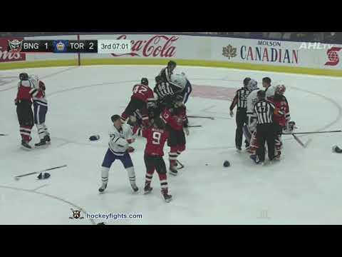 Pierre Engvall vs. Michael McLeod