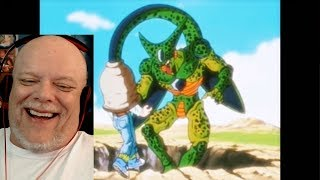 "REACTION VIDEO | ""DragonBall Z Abridged #60, Part 3"" - His Way Indeed!  😀"