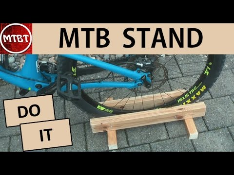 MTB Stand - DO IT - MTB cavalletto bici