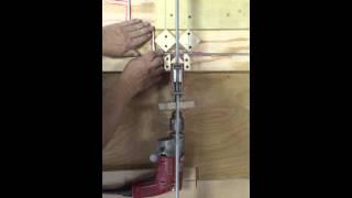Aluminum rod bending