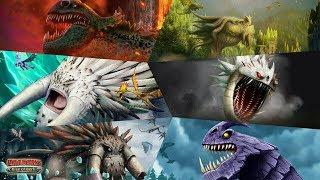 All 6 Legendary Dragons | Dragons: Rise of Berk