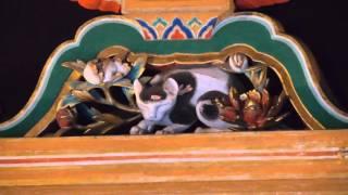「日光東照宮陽明門1300円」P500円栃木県観光極彩色の彫刻!一日じゅう見ていても飽きない門三大門