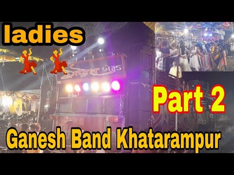 GANESH BAND KHOTARAMPURA ROCK TIMLI SONG|| ganesh band khotarampur At. Kareghat