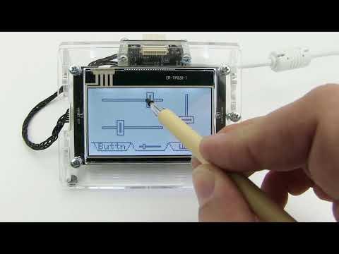 Arduino ST7920 LCD + DS1307 RTC clock - смотреть онлайн на Hah Life