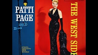 Patti Page ~ I Never Knew (I Could Love Anybody Like I'm Loving You)