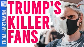 Trump Supporters Are Killing Black Lives Matter Protesters...