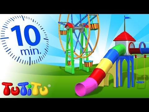 TuTiTu Deutsch    Spielplatz-Spielsachen