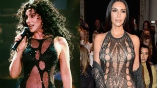 11 times Kim K channeled Cher