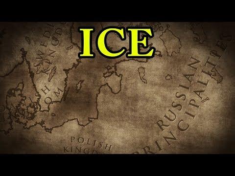 Křížové výpravy do Pobaltí a bitva na ledě