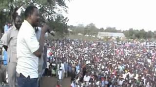 Lema: Ni heshima Kubwa kwa Mungu kumzomea Fisadi