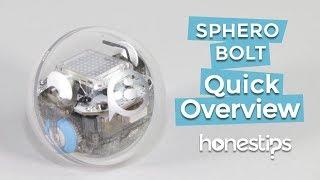 SPHERO BOLT by Sphero. Quick Overview