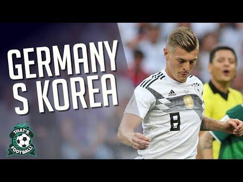 GERMANY vs SOUTH KOREA LIVE Match Chat