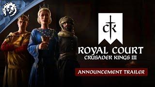 Crusader Kings III: Royal Court Youtube Video