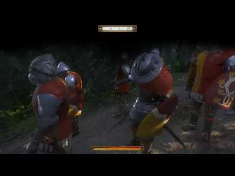 Kingdom Come Deliverance Обзор видеоигры.