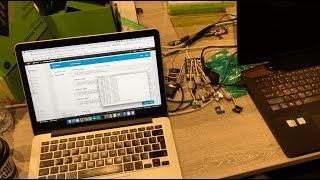 Amazon AWS Summit IoT Hackathon demo