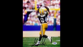 Sterling Sharpe - Razor Sharp (pt. 1) {Career Highlights}