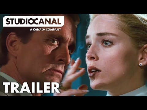 Video trailer för BASIC INSTINCT - Official Trailer - Starring Sharon Stone and Michael Douglas