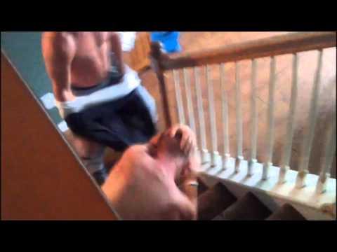 "GUY GETS BEATDOWN ""FIGHT"""