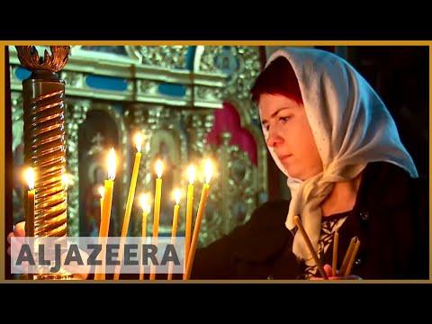 🇺🇦🇷🇺Ukraine's Orthodox Church is now independent of Russia l Al Jazeera English