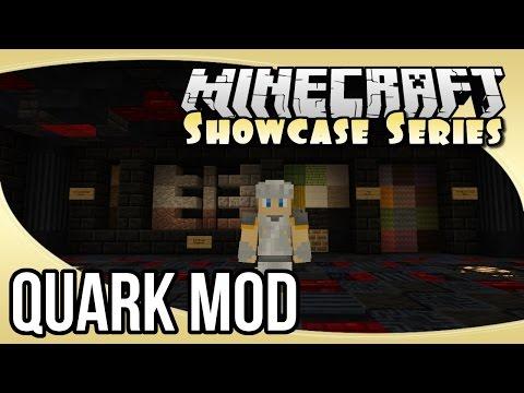 Quark Mod Spotlight | The Minecraft Showcase Series