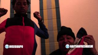 Haitian Fresh and Jose Guapo talk to the streets