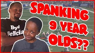 YOU LIKE TO SPANK 9 YEAR OLDS??? - Madden 16 Ranked Gameplay | Coach Mav Ep.10