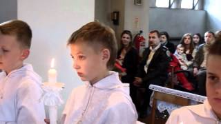 preview picture of video '2012 Willesden - Odnowienie Sakramentu Chrztu'