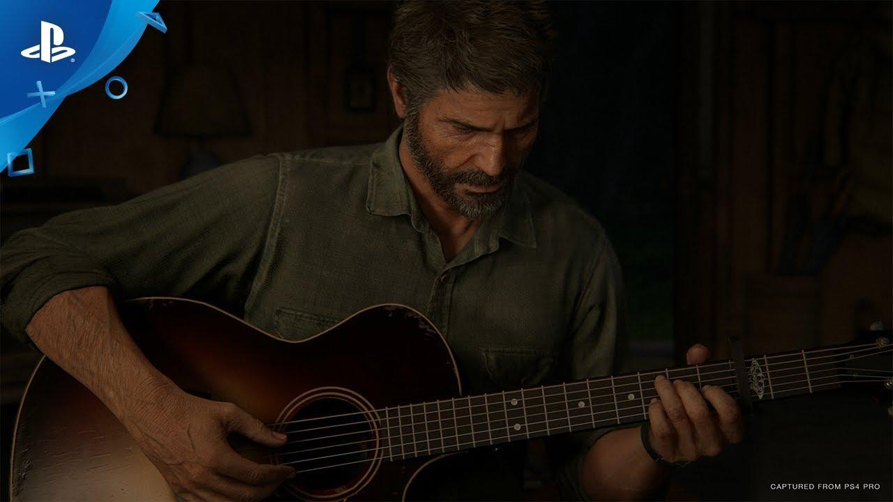 Mira el Nuevo Tráiler de Historia de The Last of Us Part II