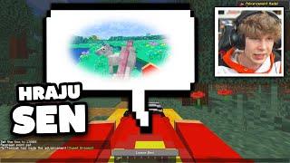 Minecraft, ale ve SPÁNKU MÁŠ SNY