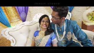 Joshua + Alexanderia - Cinematic Reception Highlight by Jobest