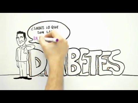 Debido a que cae en el azúcar en la sangre en la diabetes tipo 2