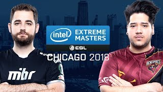CS:GO - mibr vs. Renegades [Inferno] - Group A Ro1 - IEM Chicago 2018