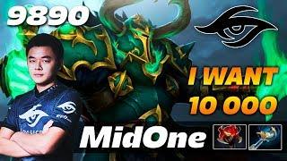 MidOne MAD Wraith King | 9890 MMR Dota 2