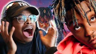 Wow Just Wow   Juice Wrld - Legends Never Die   Album Reaction